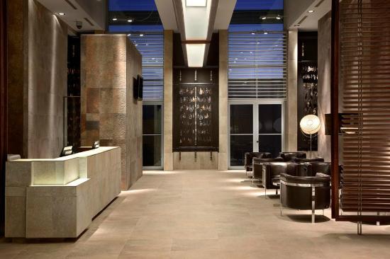 Hilton Garden Inn Santiago Airport: Lobby