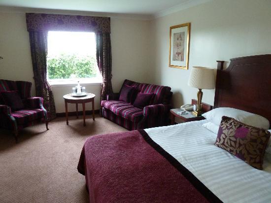 Macdonald Inchyra Hotel & Spa: nächst höhere Zimmerkategorie 