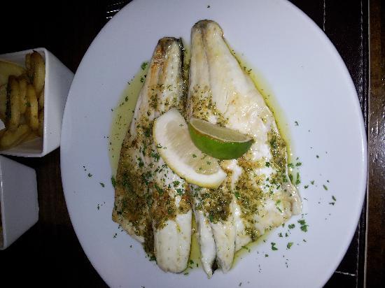 Olive Garden: Sea Bass