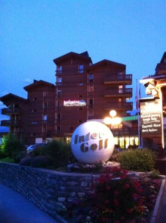 Helvetia Intergolf - Hotel & Apparthotel: the best in Crans-Montana