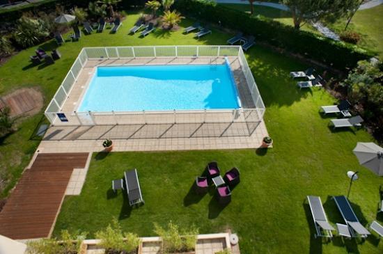BEST WESTERN PLUS Karitza Biarritz - piscine