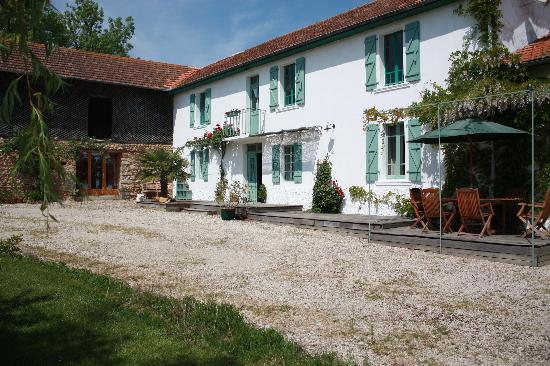 The Barns Dans Les Pyrénées