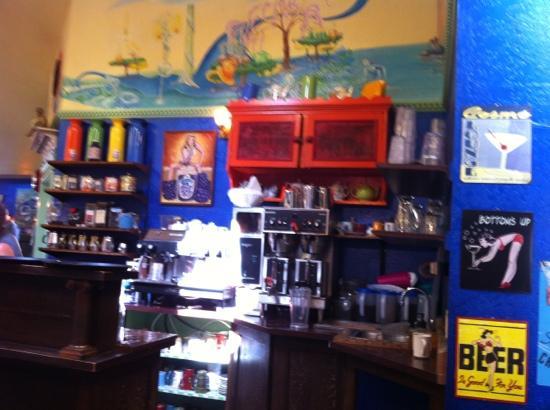 Morning Glory Restaurant : inside the morning glory