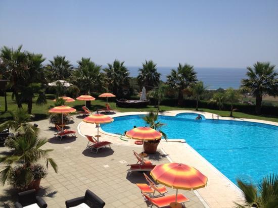 Il Partenone Resort Hotel: piscina esterna