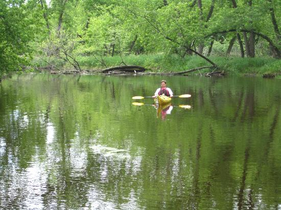 Turning Waters Bed, Breakfast and Adventure : Kayaking the Mississippi Backwaters