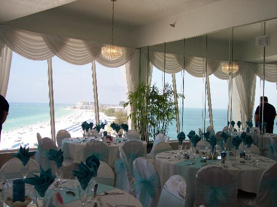Grand Plaza Beachfront Resort Hotel Conference Center Presidential Ballroom For Wedding Reception