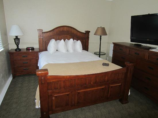 Sweetwater Lift Lodge : Master bedroom