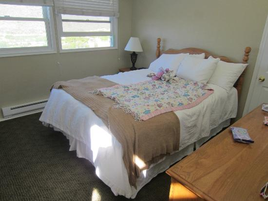 Sweetwater Lift Lodge : upstairs bedroom