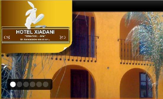 Hotel Xiadani Temazcal SPA