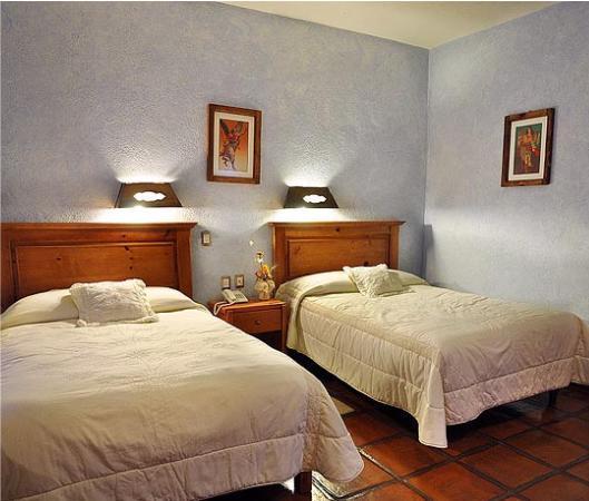 Hotel Refugio Del Angel