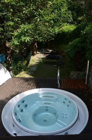 Eight Hotel Portofino : Jacuzzi