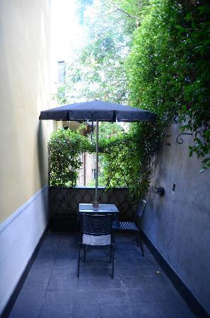Eight Hotel Portofino : Terrace