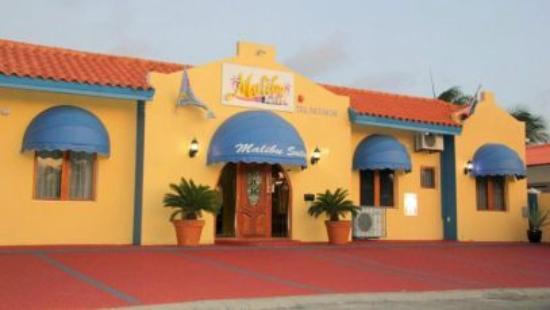 Malibu Hotel Aruba: hotel suites