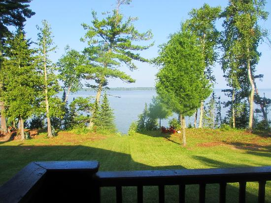 Siskiwit Bay Lodge Bed and Breakfast: Every room as a great lake view