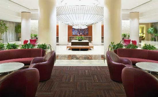 The Westin Charlotte: Lobby