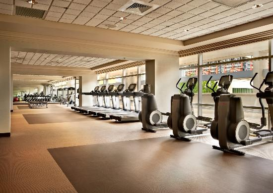 The Westin Charlotte: Westin Workout