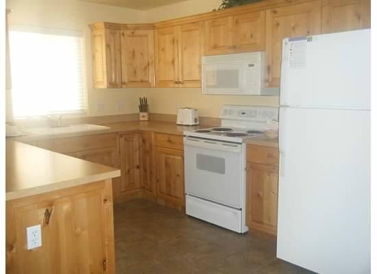 Worldmark St. George: 3 Bedroom, 2nd floor unit - kitchen