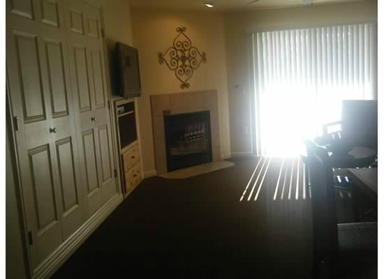 Worldmark St. George: 3 Bedroom, 2nd floor unit - living room