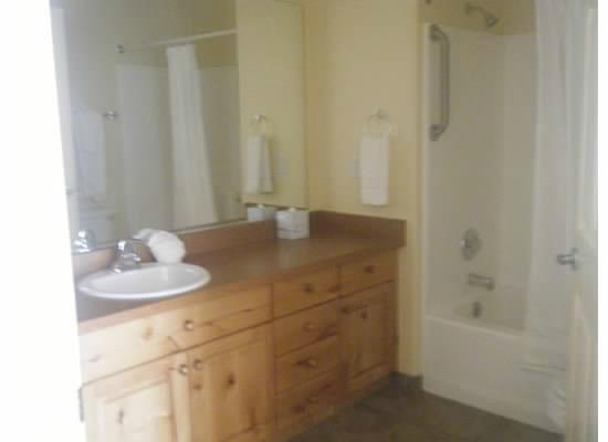 Worldmark St. George: 3 Bedroom, 2nd floor unit - master bath