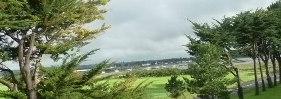 Langstone Hotel: The view from 273