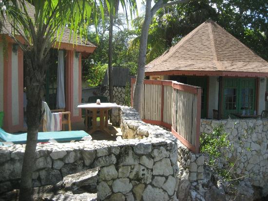 Xtabi Resort: Cottages #2 & 3