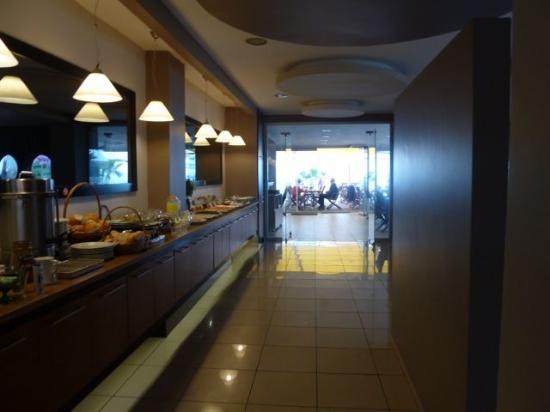 IDEE Hotel: dinner buffet