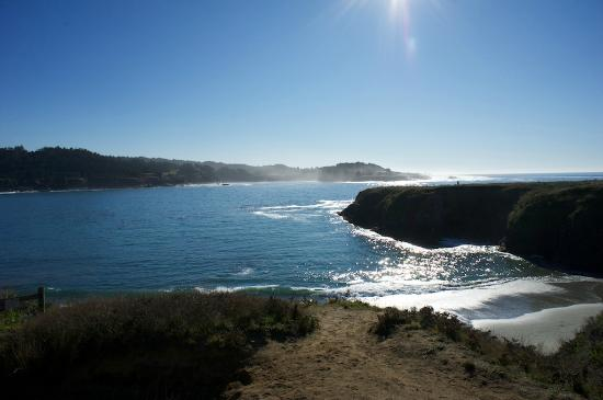 Blackberry Inn: Mendocino Coast