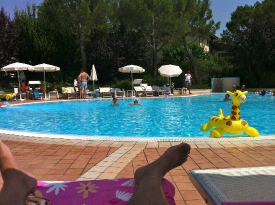 Park Residence Il Gabbiano : 1 van de zwembaden