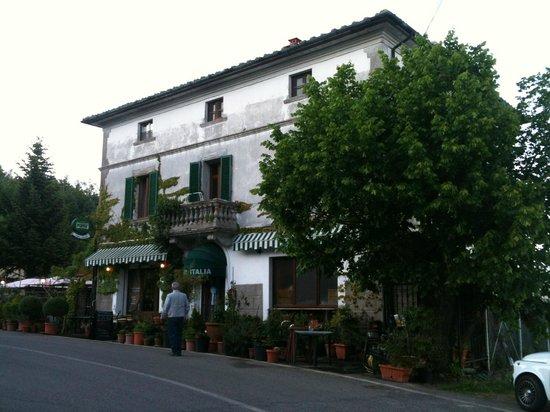 casa italia /bistro dai Galli