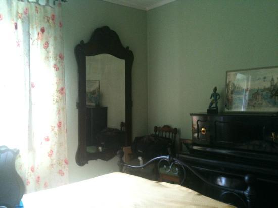 Casa Italia: la chambre