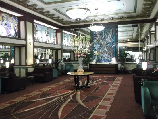 beautiful deco in lobby picture of hotel edison times square new york city tripadvisor