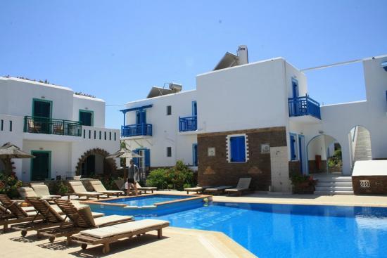 Agios Prokopios Hotel: Pool/Main