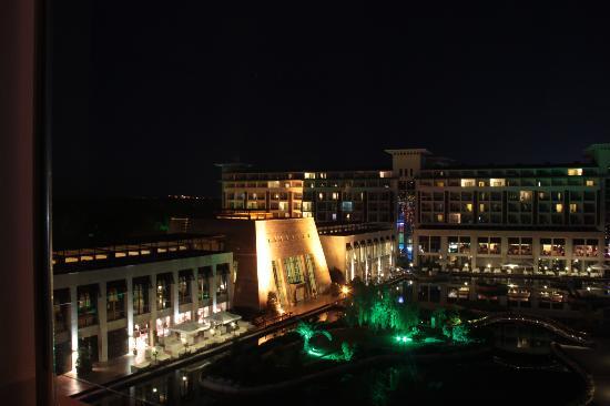 Rixos Premium Belek : night view of rixos
