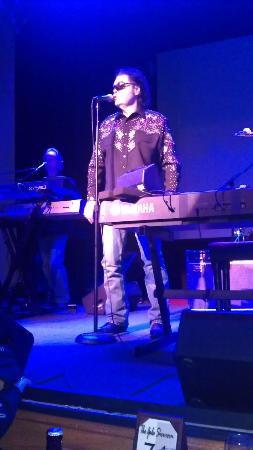 Cactus Petes Resort Casino: Ronnie Milsap Concert!!