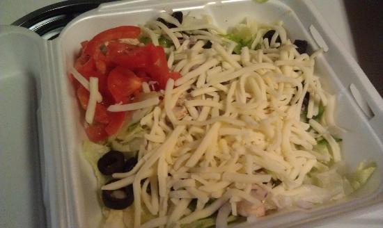 Stonehouse Pizza: House Salad
