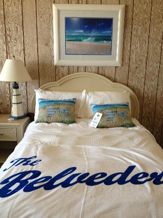 Belvedere Beach Resort : room