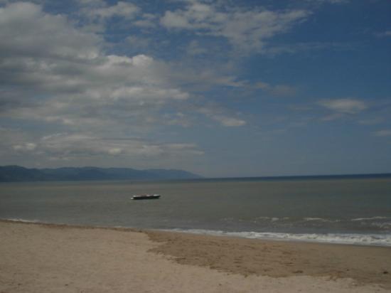 Hotel Posada de Roger: Playa Los Muertos