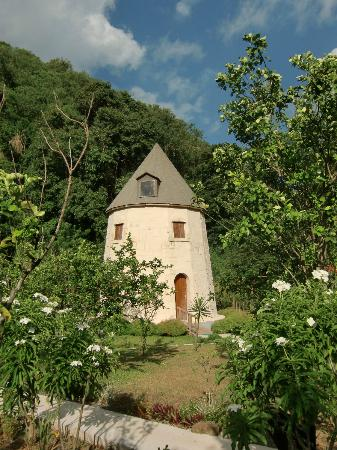 West Indies Cottage: Le moulin