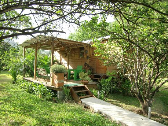 West Indies Cottage: La roulotte