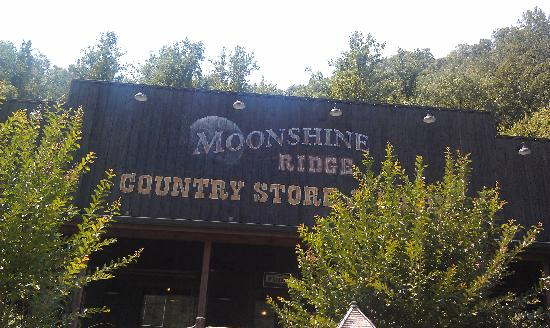 Moonshine Ridge Cafe