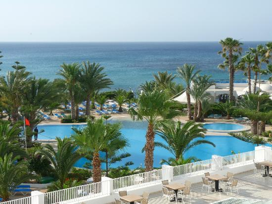 Aziza Residence Thalasso Golf: This is the pool and beach