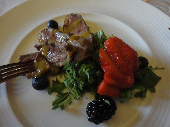 Ristorante Castello Dell'Oscano : een heerlijk gerecht!