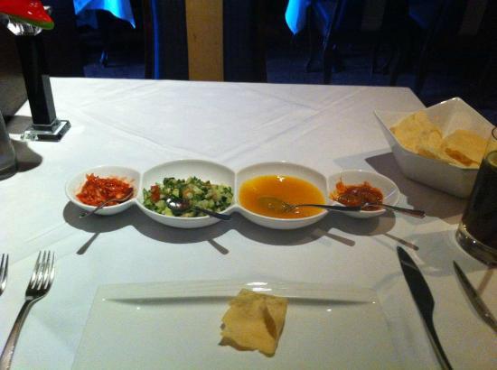 Poppadoms Indian Restaurant