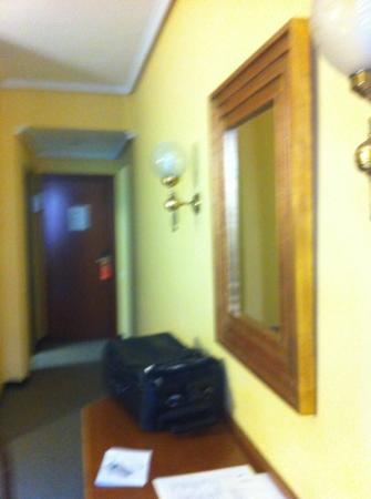 Hotel Gran Atlanta: paso