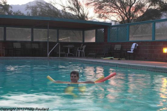 Boynton's - Hacienda del Sol: This is a great pool!