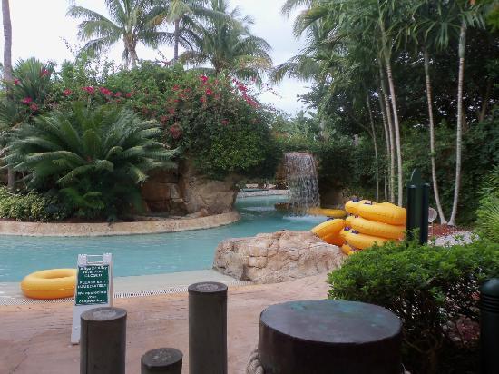 Hyatt Coconut Plantation: Lazy River