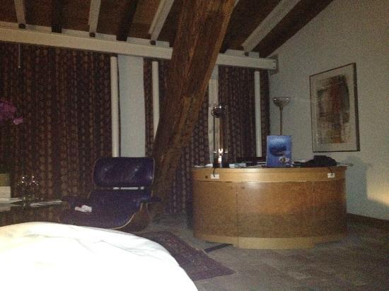 Widder Hotel: room