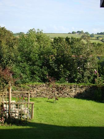 Corran Farm Bed & Breakfast: View