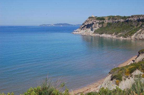 Kaloudis Village Apartments: the beautiful sea