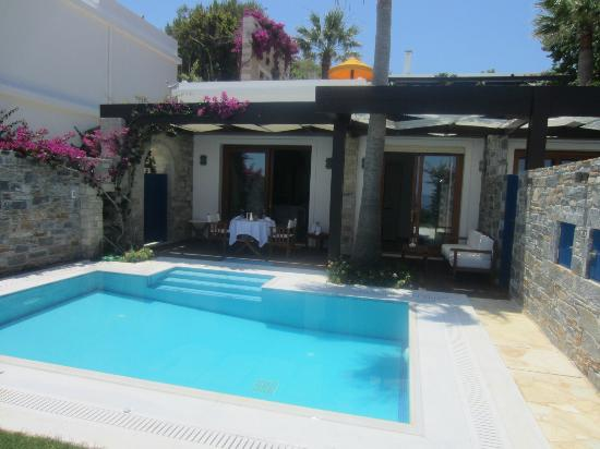Porto Zante Villas & Spa: The villa